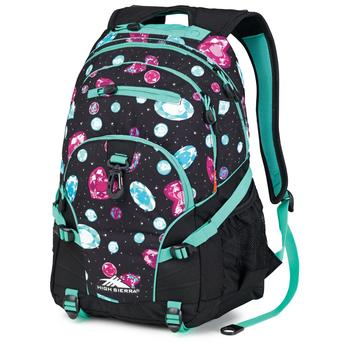 Best college backpack with floral pattern