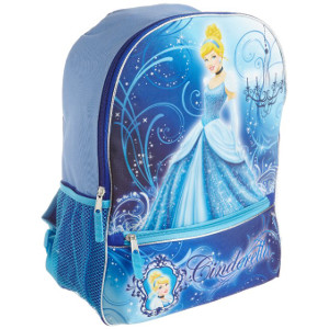 Disney Girls 2-6X Cinderella Backpack