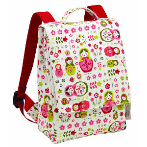 Sugarbooger Kiddie Play Back Pack, Matryoshka Doll