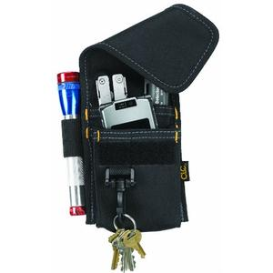 Detachable multi-tool compartments for backpack