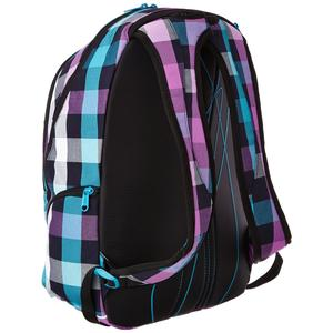 Dakine women's prom laptop backpack back panel