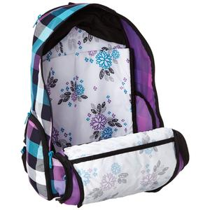 Dakine women's prom laptop backpack inner compartment
