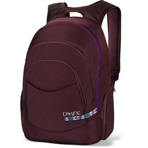 Dakine women's prom laptop backpack plumberry