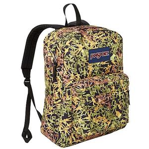 Jansport superbreak backpack green battle ground