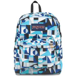 Jansport superbreak backpack mammoth blue shifter