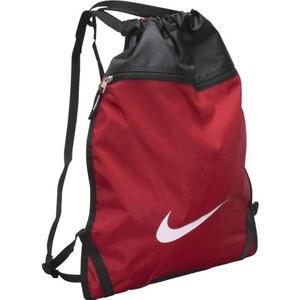 Nike team training backpack in red
