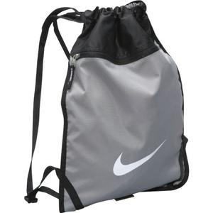Nike team training backpack in silver
