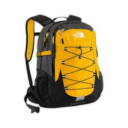 North face best-seller Borealis backpack Summit yellow Riptop