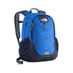 North face Well-loved Jester II backpack nautical blue