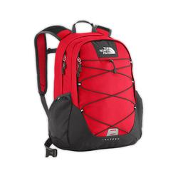 North face Well-loved Jester II backpack tnf red