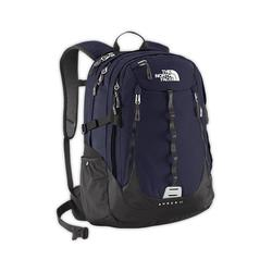 North face Popular Surge II backpack cosmic blue