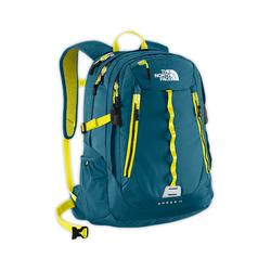 North face Popular Surge II backpack prussian blue
