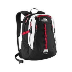 North face Popular Surge II backpack tnf black