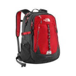 North face Popular Surge II backpack tnf red
