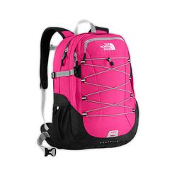 North face Women Borealis backpack passion pink