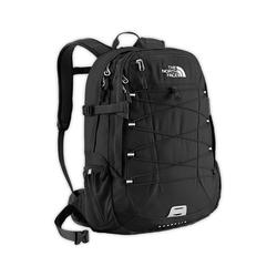 North face Women Borealis backpack tnf black