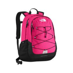 North face Women Jester II backpack passion pink
