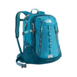 North face Women Surge II backpack brilliant blue