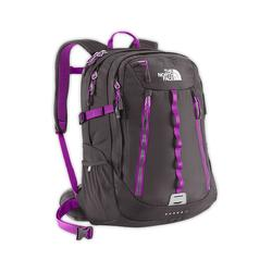 North face Women Surge II backpack graphite grey