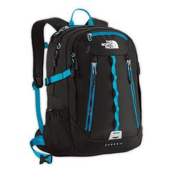 North face Women Surge II backpack tnf black