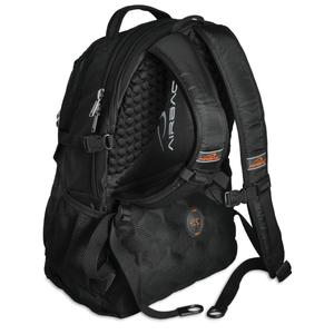 Backpanel view of airbac airtech backpack