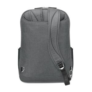 Backpanel view of brenthaven collins backpack