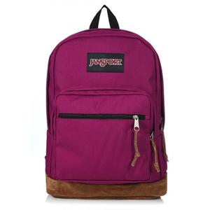 Jansport book bag in berrylicious purple color