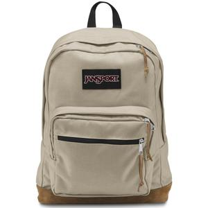 Jansport popular student backpack model in desert beige