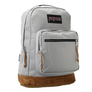 Jansport right pack model in grey rabbit