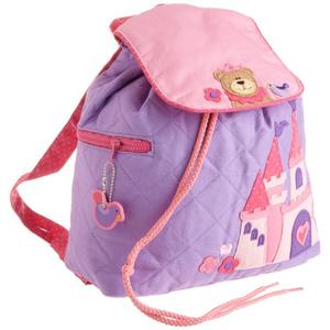 Light and fun backpack for girls