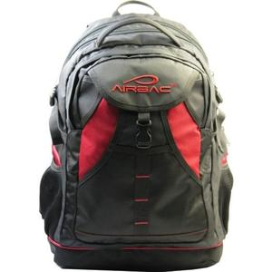 Picture of red Airbac airtech backpack