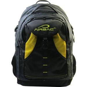 Picture of yellow Airbac airtech backpack