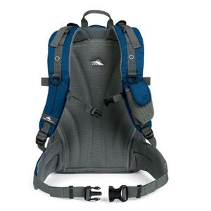 Back panel design of High Sierra Cirque 30 backpack