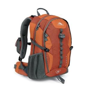 High Sierra Cirque 30 backpack in auburn color option