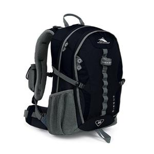 High Sierra Cirque 30 backpack in black color option