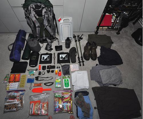 What Goes Inside a Daylite Backpack