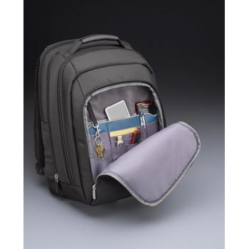 Front Pocket design in Case Logic CLBS-116 travel laptop pack