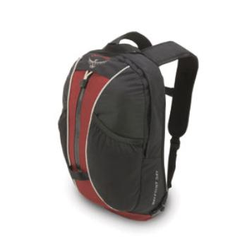 Image of detachable daypack as part of Osprey most popular travel pack