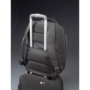 Rolling luggage convertible of Case Logic checkpoint-friendly CLBS-116