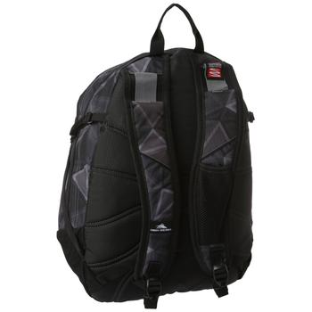 Back panel design of High Sierra Fat Boy Backpack