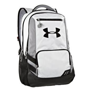 COol school book bag - Under Armour UA Hustle Backpack