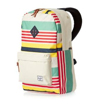 Herschel Supply Co Heritage backpack in exotic pattern
