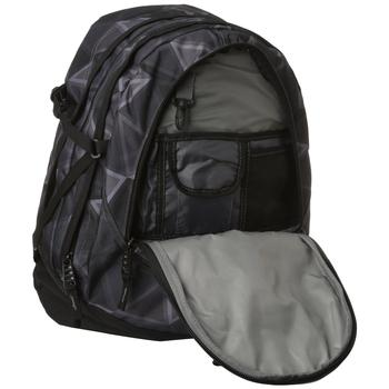 Inner compartment design of High Sierra Fat Boy Backpack