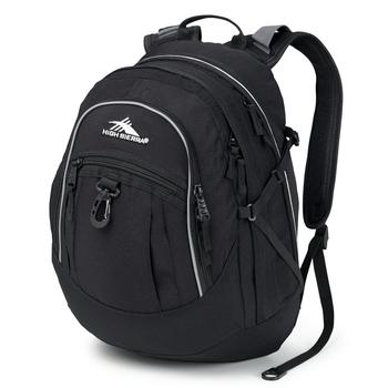 Picture of black High Sierra Fat Boy Backpack