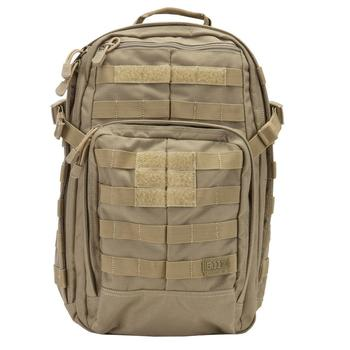 5.11 tactical backpack in sandstone color