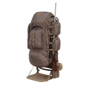 Backpack suitable for light hiking