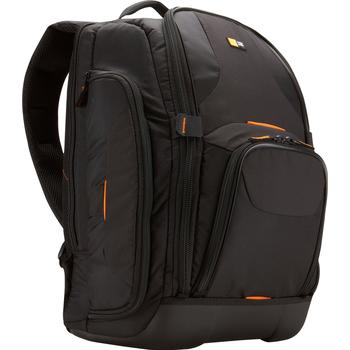 View of inner organization compartment in Case Logic SLRC-206 backpack