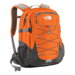 North face best-seller Borealis backpack orange
