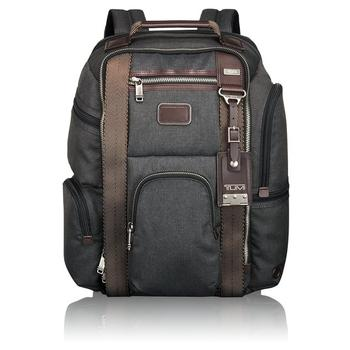 Tumi Alpha Bravo Kingsville Deluxe Brief Pack Review