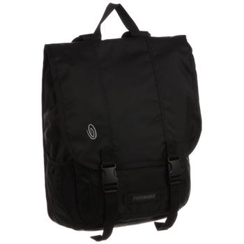 Pocket organization in Timbuk2 Swig Laptop Backpack